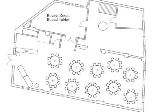 Round Table Layout